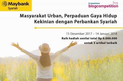 Masyarakat Urban, Perpaduan Gaya Hidup Kekinian dengan Perbankan Syariah