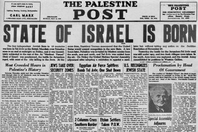 Zionisme Vs Iman Kristen