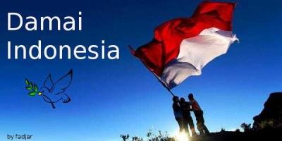 Karena Kita, Indonesia Bisa Damai