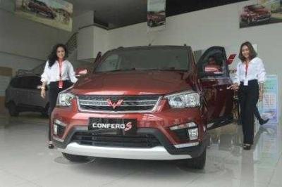 Wuling Motors Confero Mobil Pilihan Keluarga