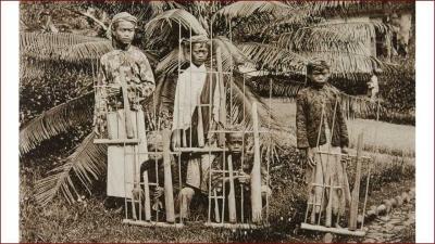 Jejak Musik Bambu dalam Sastra Sunda Kuno