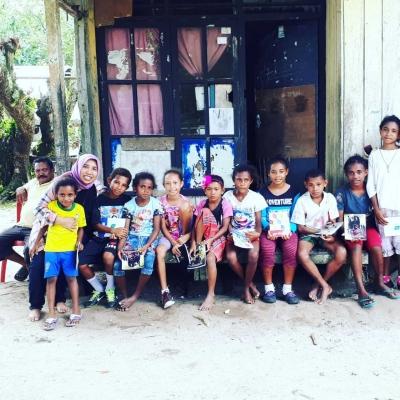 Curhatan Seorang Tenaga Pendidik Sekolah Dasar di Kwatisore, Papua