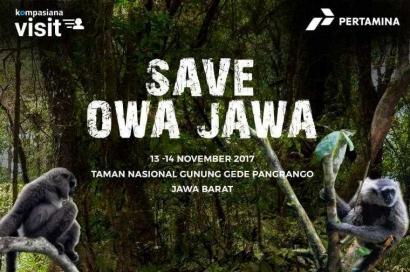 """Apakah Kamu Termasuk Pemenang Blog Review Visit """"Save Owa Jawa"""" Berikut Ini?"""