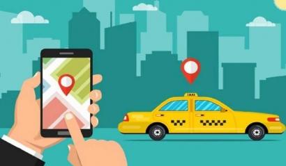 """Kehadiran Taksi """"Online"""" Usik Supir Angkutan Konvensional di Banda Aceh"""