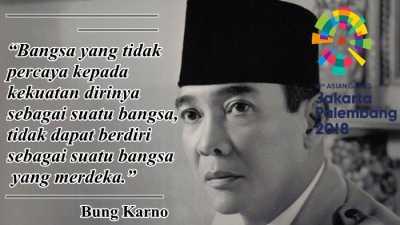 Semangat Kita, Semangat Indonesia