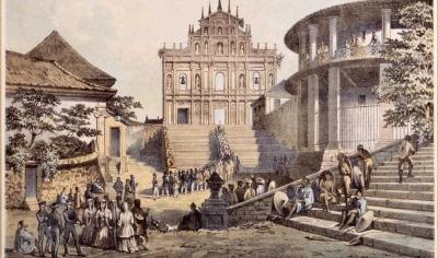 Macao, Perjalanan Menautkan Rindu