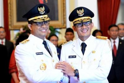 Kaleidoskop Gubernur Baru Jakarta, dari Pribumi hingga Tanah Abang