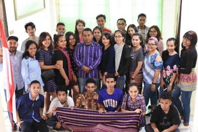 Orang Muda sebagai Mitra Kreatif dan Mitra Kritis