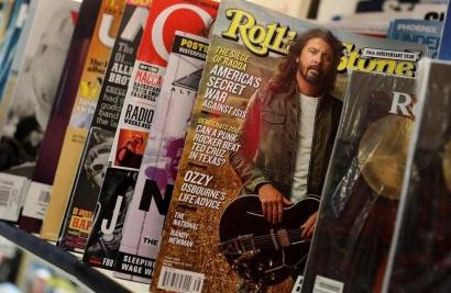 Saya dan Rolling Stone Indonesia