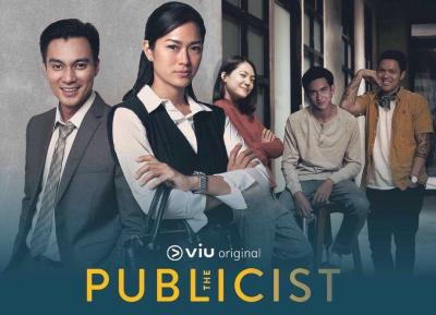 ''The Publicist'', Drama Indonesia Rasa Korea