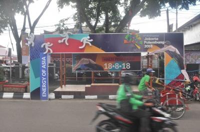 Wajah Palembang Jelang Asian Games 2018