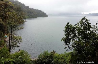 Pergantian Tahun di Gunung Kerinci (Bagian 1:  Danau Gunung Tujuh)