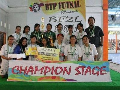 BTP Futsal