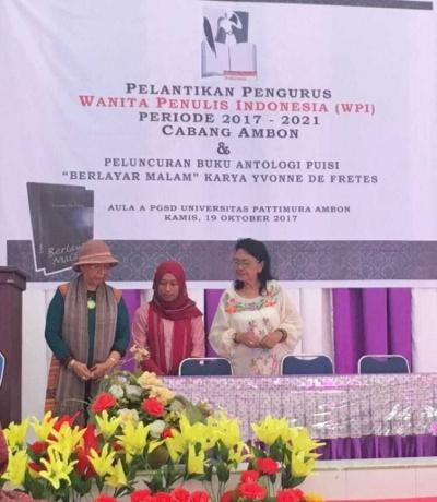 Keberadaan Wanita Penulis Indonesia di Ambon