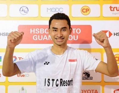 Tommy Sugiarto Sumbang Gelar Pertama Bagi Indonesia di 2018