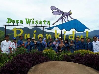 Sawah Pujon Kidul Berdandan, Wisatawan Pun Datang