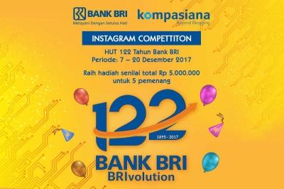 Siapa Sajakah Pemenang Instagram Competition BRIvolution? Cari Tahu di Sini!