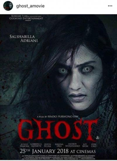 Salshabilla Awali 2018 Main Film Horor