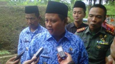 Ini Tanggapan Uu Ruzhanul Ulum saat Berada Satu Mobil dengan Jokowi