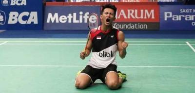 Malaysia Master 2018, Indonesia Jaga Asa Sektor Tunggal Putra