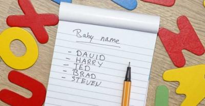 Perihal Memilih Nama untuk Anak yang Ternyata Tidak Mudah