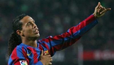 Teladan Sang Legenda Sepakbola Brazil, Ronaldinho
