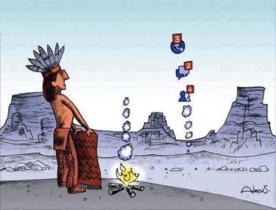 Manusia Facebook