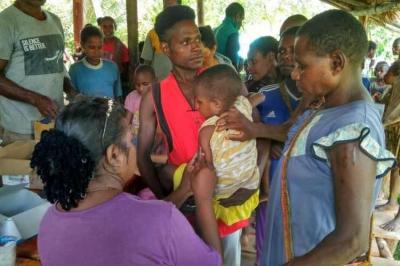 Kasus Gizi Buruk di Papua Harus Mendapatkan Perhatian Khusus