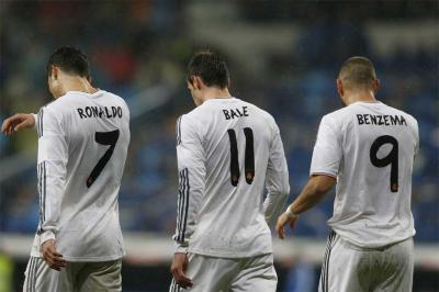 Prahara di Tubuh Madrid, Trio BBC Segera Hengkang!