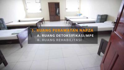 Membuka Tirai Kamar Rehabilitasi Narkoba