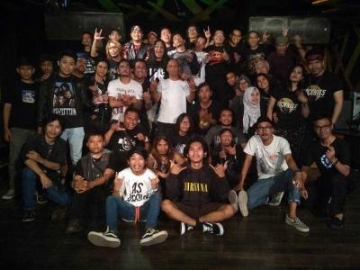 Rockhits Event: Rock in Roots, Bukan Sekadar Bernostalgia!