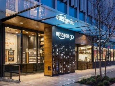 Melihat Cara Belanja di Toko Otomatis Amazon Go