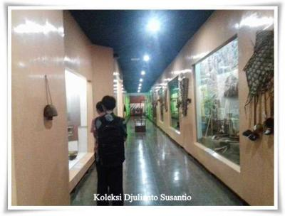 Melihat Koleksi Barang dari Tumbuhan di Museum Etnobotani Bogor