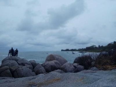 Pantai Penyusuk, Pesona Wisata di Bangka Utara