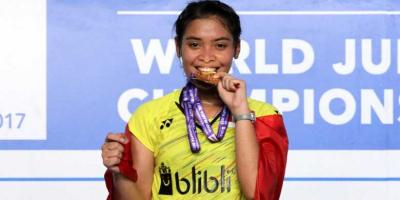 Indonesia Master 2018 Bersama Gregoria Mariska