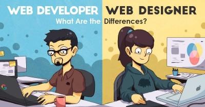 Web Designer dan Web Developer, Bedanya Apasih?