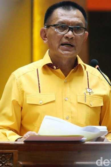Letjen Purnawirawan Lodewijk Paulus Diangkat sebagai Sekretaris Jenderal Partai Golkar
