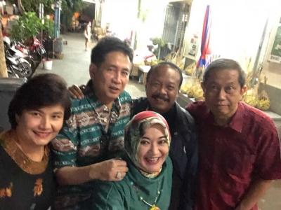 Sys NS Pernah Melempar BOM dan Meledakkan Jakarta