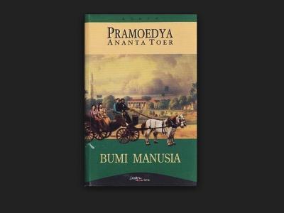 Review Novel Bumi Manusia, Karya Pramoedya Ananta Toer