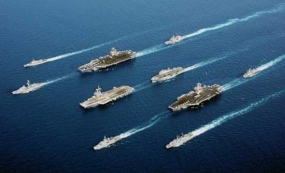 Membaca Geopolitik di Pasifik