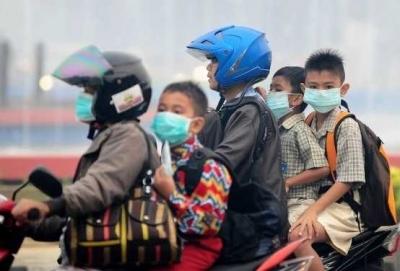 Tinggalkan Premium, Turunkan Polusi