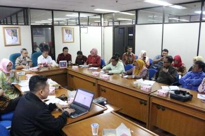 DPRD Provinsi Sulawesi Tengah Pelajari KLJ di Dinsos DKI