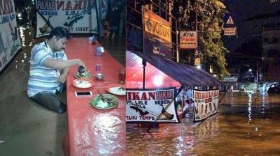 Inget, Banjir Jakarta Itu dari Bogor, Jadi yang Tabah