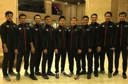Optimisme Indonesia Juarai Kembali Piala Thomas