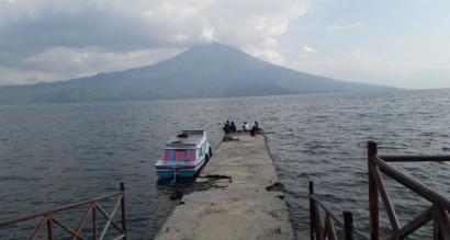 Pesona Danau Ranau