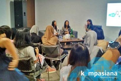 Membangkitkan Kesadaran Anak Muda terhadap Buku, Acara YOI Book Day Sukses Digelar