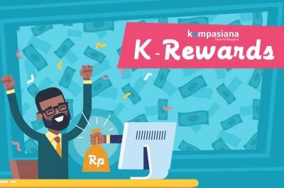 K-Rewards Sudah Dimulai!