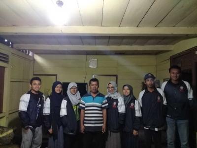 Tim KKN Undip 2018 Mendampingi Pemasaran Kopi Lereng Gunung Perahu Desa Tlogopayung