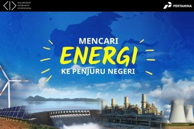 [KIK] Mencari Potensi Energi Baru Terbarukan  yang Ada di Pelosok Indonesia