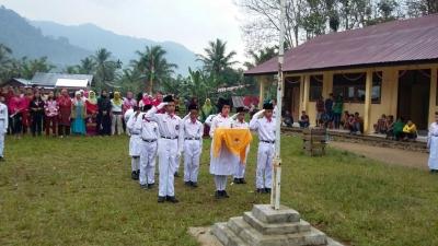 Mahasiswa Rindu Upacara Bendera